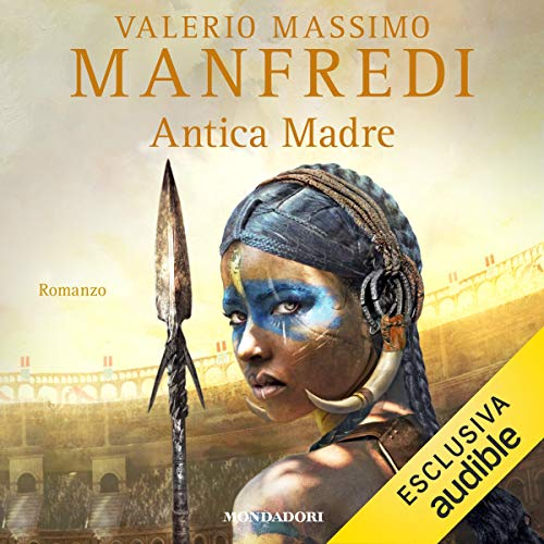 Antica madre audiobook cover art