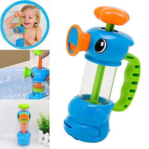 Baby kinderen water speelgoed, dier eend water spuitpistool pistool spray pomp bad douche zwembad strand bad waterpistool