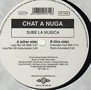 Sube la musica (2005) / Vinyl Maxi Single [Vinyl 12'']