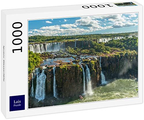 Puzzle Cataratas de Iguazú 1000 Piezas