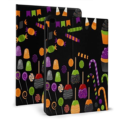 Halloween Candy Clipart iPad air 9.7' Ultra Slim Case iPad Mini 7.9' Smart Stand Cover iPad air1/2 9.7