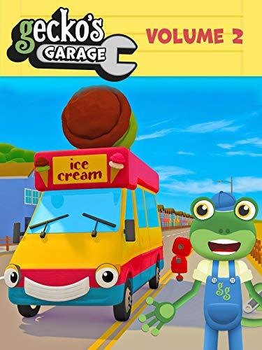 Gecko's Garage Vol 2