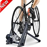 HEALTH LINE PRODUCT Indoor Fluid Bike Trainer, Stationary Exercise Cycling Heavy Duty Portable...
