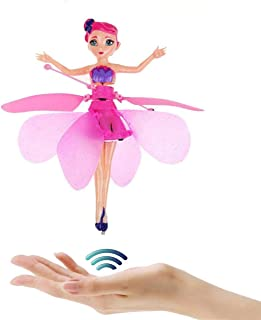 Hand Operated Drone, Flying Toys with Rechargeable Mini Infrared Induction Drone,Flying Drone Kids Toys for 5, 6, 7, 8, 9,...