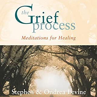 The Grief Process                   Auteur(s):                                                                                                                                 Stephen Levine,                                                                                        Ondrea Levine                               Narrateur(s):                                                                                                                                 Ondrea Levine,                                                                                        Stephen Levine                      Durée: 2 h et 58 min     Pas de évaluations     Au global 0,0