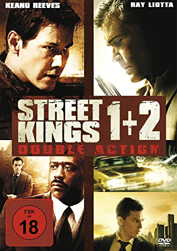 Street Kings 1+2: Double Action [2 DVDs]