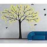 Tapete Große Größe Familie Fotorahmen Baum Wandaufkleber Vinyl Aufkleber Wohnkultur Wohnzimmer Baby Schlafzimmer Aufkleber 220X250 cm