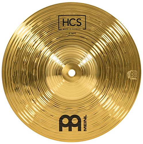 Meinl Cymbals HCS10S HCS Serie 25,40 cm (10 Zoll) Splash Becken