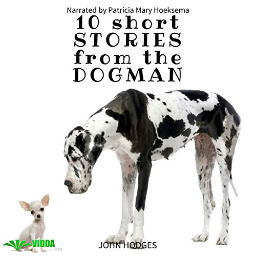 Power of the Dog: 10 Short Stories from the Dogman, Volume 10 audiobook cover art