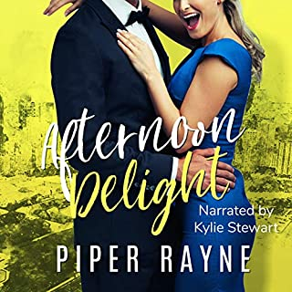 Afternoon Delight audiobook cover art