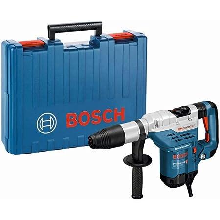 Bosch Professional 0611264000 Martello Perforatore GBH 5-40 DCE, Potenza del Colpo 8.8 J, Numero di Colpi 1500 – 3050 min, Valigetta Professionale, 1150 watts, ,