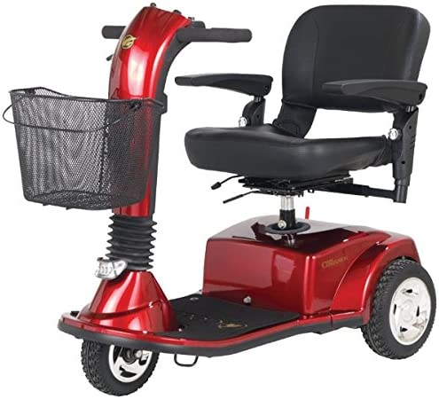 Fixed price for sale Max 65% OFF Golden Technologies Companion 3 Wheel Red GC240 GC24 - Scooter