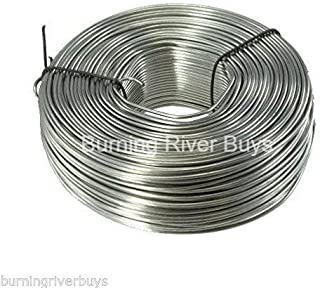 Stainless Steel Tie Wire 16 Gauge, 3.5 lb Coil, 336 feet Long