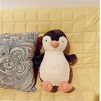 Tuimiyisou Jouet en Peluche Animé Peluche Pingouin en Peluche Convient pour Bébés Enfants Home Décor 16cm