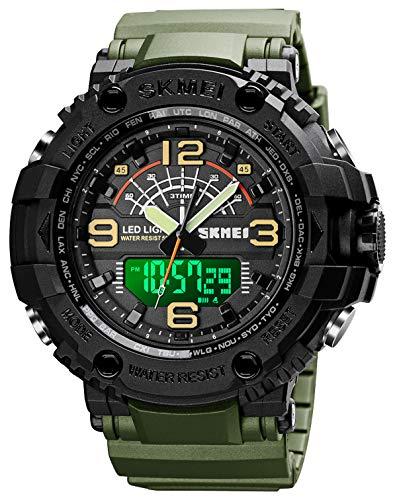 Reloj - SKMEI - Para Hombre - Lemaiskm1617ARMY GREEN