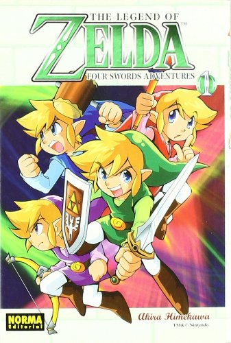 Legend Of Zelda 8: Four Swords Adventures