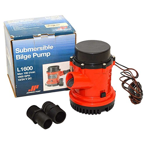 Johnson Pump 1600 GPH Bilge Pump
