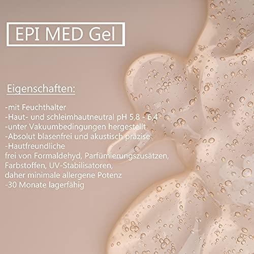 Epi-Med Kontaktgel für die IPL Behandlung - 4