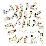 3er Set Abschiedskarte, Karte -Machs gut- für Arbeitskollege oder Chef, Glückwunschkarte Abschied...