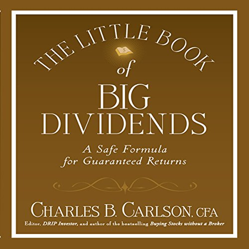 The Little Book of Big Dividends copertina