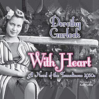 With Heart audiobook cover art