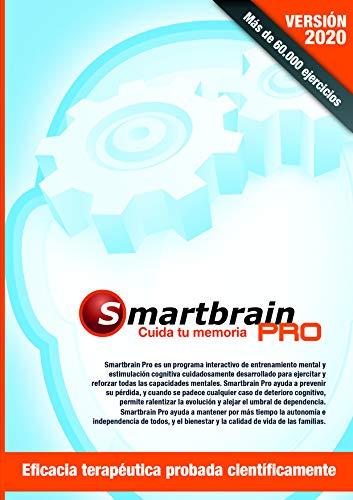 Estimulación cognitiva para personas mayores o con deterioro cognitivo, alzheimer, parkinson, ictus, daño cerebral, etc. Ayuda a mantener la independencia y calidad de vida, y aleja la dependencia. Programa Smart brain Pro