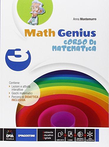 Math genius. Palestra matematica. Per la Scuola media. Con e-book. Con espansione online (Vol. 3)
