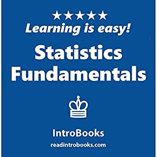 Statistics Fundamentals audiobook cover art