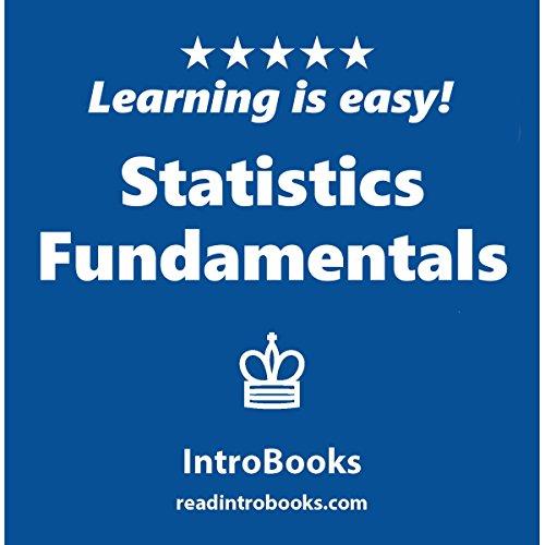 Statistics Fundamentals audiobook cover art