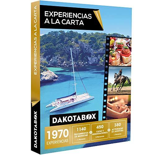 Smartbox DAKOTABOX - Caja Regalo - EXPERIENCIAS A LA Carta - 1970 experiencias para evadirse