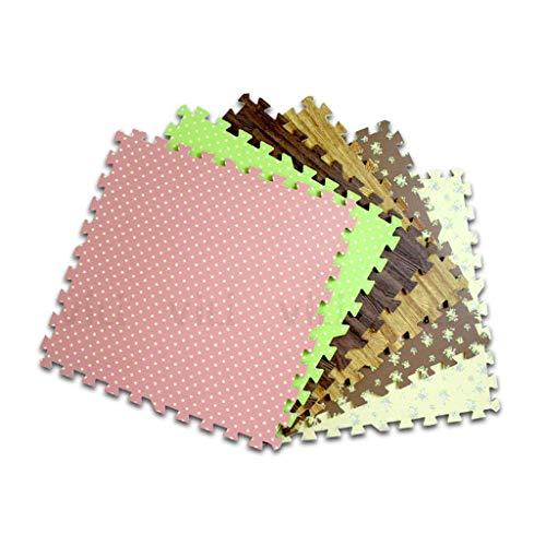 WLD Vloermat Kinderschuim Vloertegels Schuim Game Pad   Vloer Grote Size Baby Game Pad   6Pc (60Cm X 60Cm) Schuim Vloertegel 20tablets
