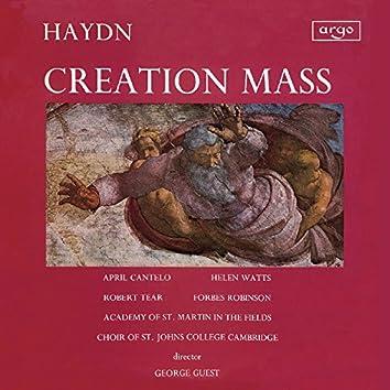 Haydn: Creation Mass