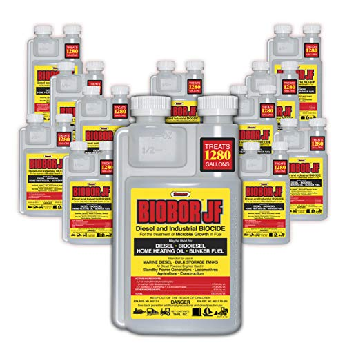 Biobor JF Diesel Biocide and Lubricity Additive, 1-Gallon, 4-Pack