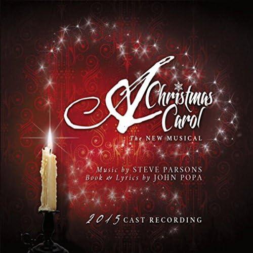 A Christmas Carol 2015 Cast