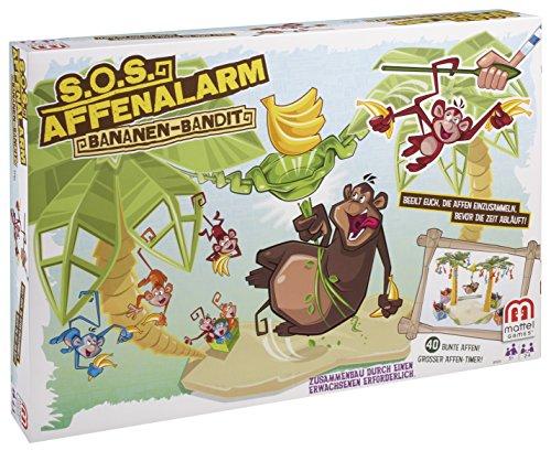 Juegos Mattel - Monos Locos Roba-Bananas (Mattel BFV25)