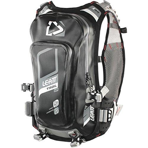 Leatt Rucksack mit Trinksystem GPX Trail WP 2.0 Schwarz Gr. 5 L