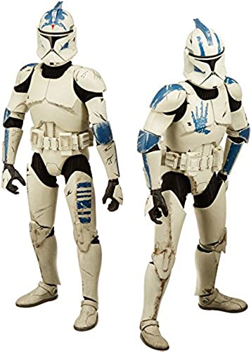 [Star Wars] 6 Scale Figure [Military Star Wars] Clone Trooper   Echo & Fives