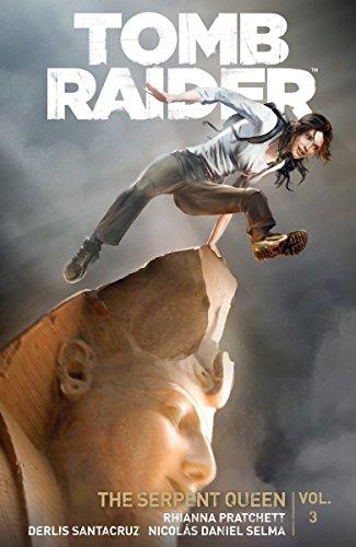 Tomb Raider Volume 3: Queen of Serpents