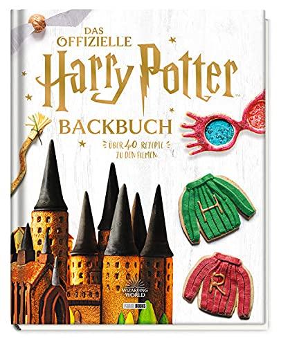 Harry Potter: Das offizielle Harry Potter-Backbuch: über 40 Rezepte zu den Filmen
