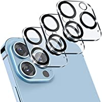 3-Pack VASG Camera Lens Protector Compatible with iPhone 13 Pro/Pro Max