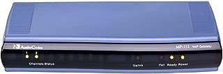 Audiocodes MP112 2FXS Ports - SIP MediaPack 1xx Analog Media Gateways MP112/2S/SIP