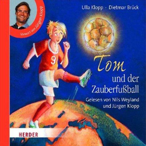 Tom und der Zauberfußball Titelbild