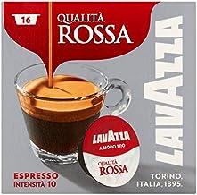 Lavazza A Modo Mio Qualita Rossa Capsules - 16 per pack (1.76lbs)