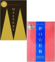 Robert Greene 2 Books Collection Set (Mastery, The 48 Laws Of Power)