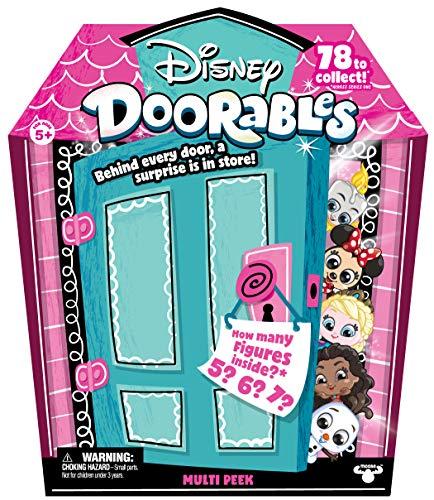 Disney 69402 Doorables - Peek, Multicolor