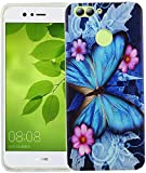 König Design Handy-Hülle kompatibel mit Huawei Nova 2