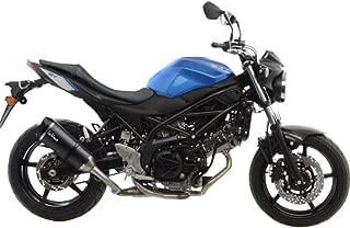 17-18 Suzuki SV650: Leo Vince Factory S Slip-On Exhaust (Carbon Fiber)