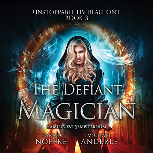The Defiant Magician Titelbild