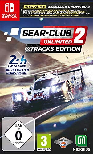 Gear Club Unlimited 2 - Tracks Edition