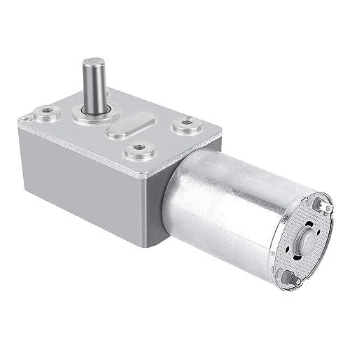 DC 12V Motor de Reducción de Velocidad Motor de Engranaje Motor de Alta Tensión Reversible (